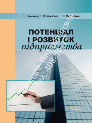 Потенціал і розвиток підприємства